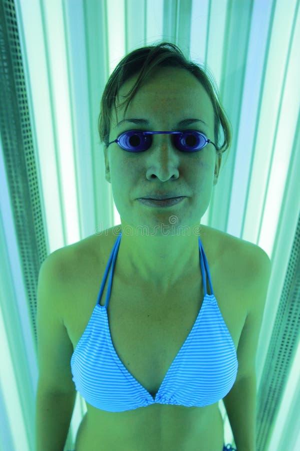 Download Solarium stock photo. Image of glasses, body, sunbathing - 21629148