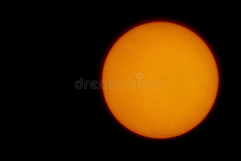 Solaroberfläche lizenzfreie stockbilder