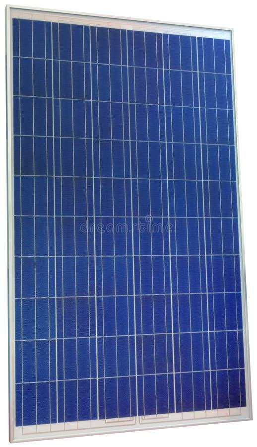Solarzellen-Ausschnitt lizenzfreies stockfoto