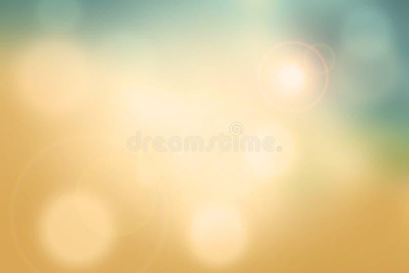 Solbristningsbakgrund royaltyfri foto