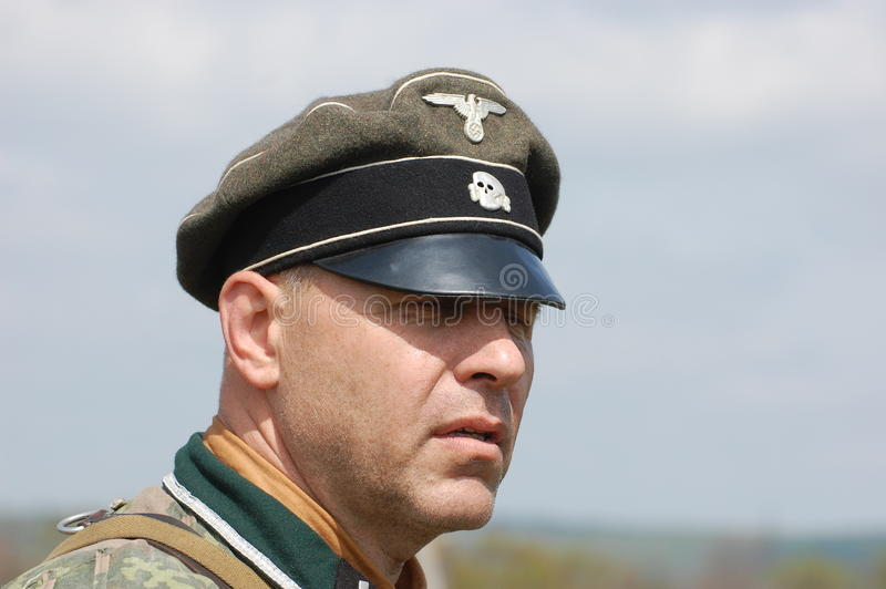 Soldado alemán imagenes de archivo