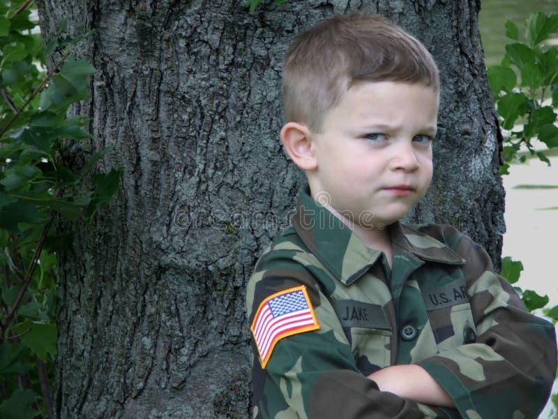 Soldado de juguete 2 fotos de archivo libres de regalías