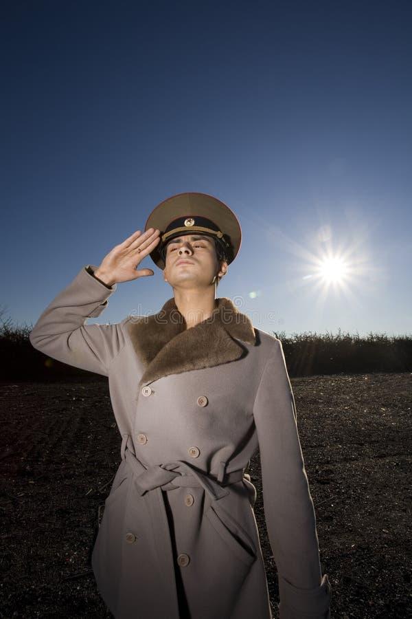 Soldado do russo fotos de stock royalty free