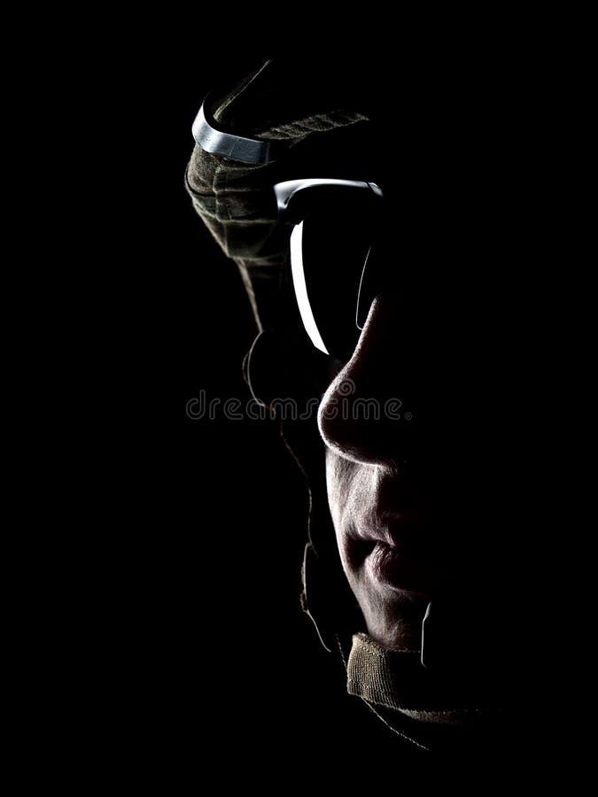 Soldado dos E.U. fotos de stock