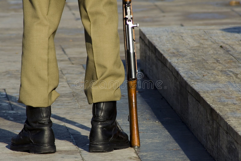 Soldado Legs2 Fotografia de Stock