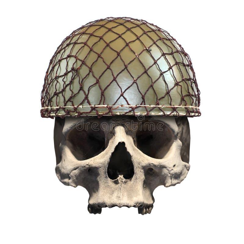 Soldado muerto foto de archivo libre de regalías