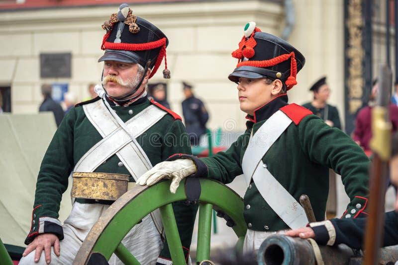 soldados fotos de archivo libres de regalías