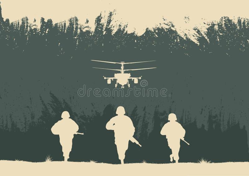 soldados libre illustration