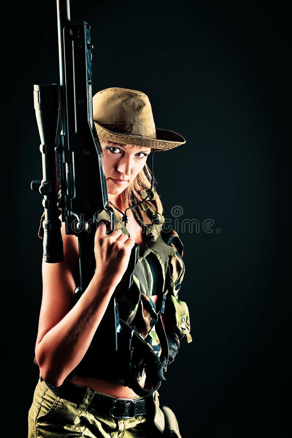 Soldat photographie stock