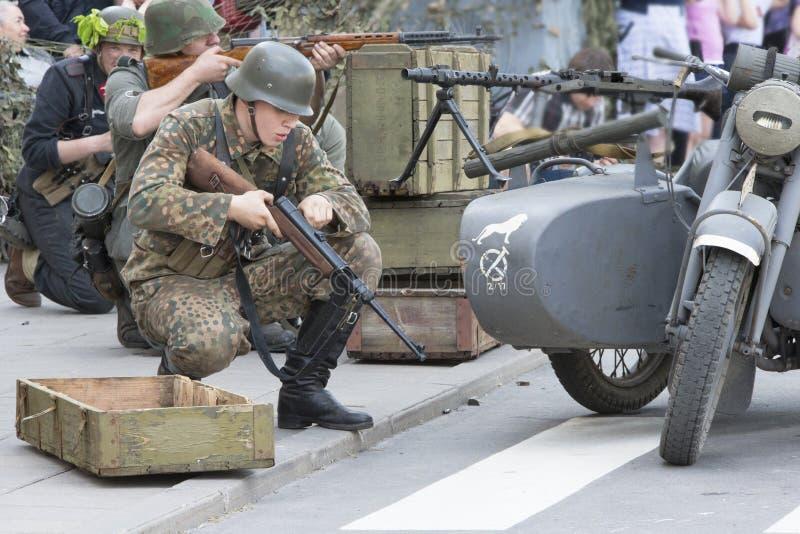 Soldat allemand images stock