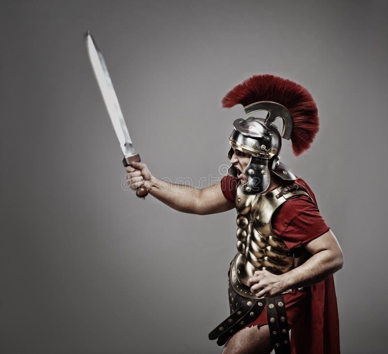 Soldat de légionnaire photo stock