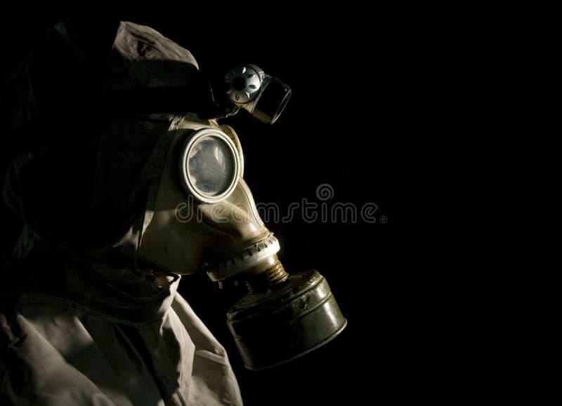 Soldat sur le noir photo libre de droits