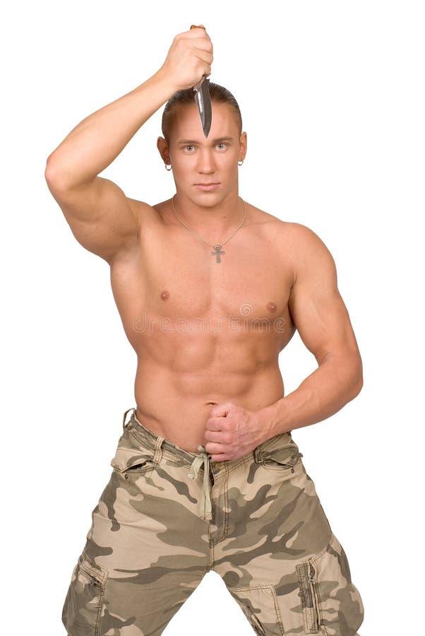 Soldaten royaltyfria foton