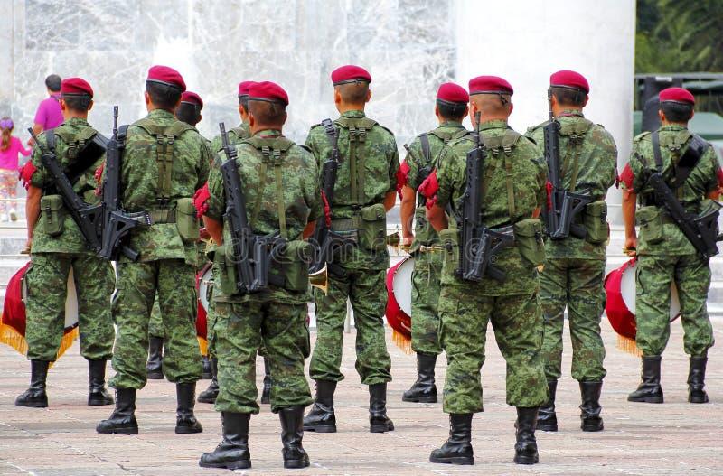 Soldaten I stockfotografie