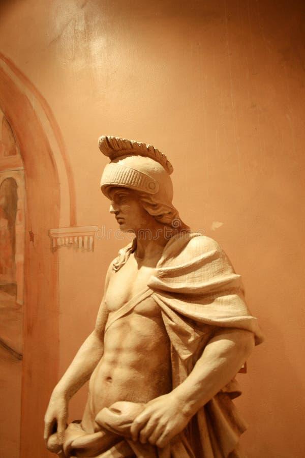 Soldato romano fotografie stock libere da diritti