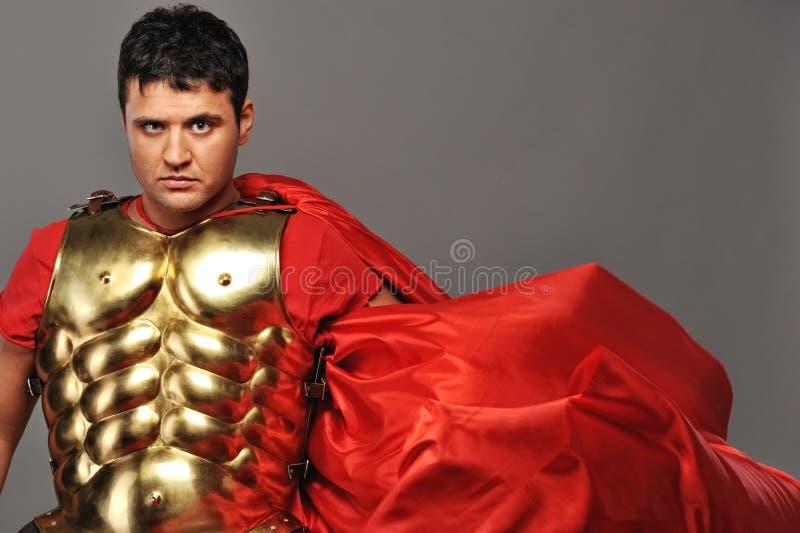 soldato romano del legionary fotografia stock libera da diritti