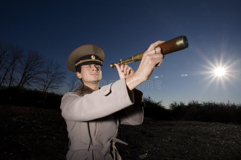 Soldato russo immagini stock libere da diritti