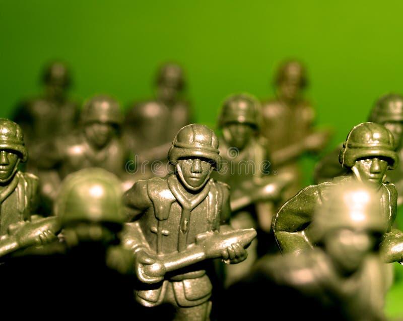 Soldats 10 image libre de droits