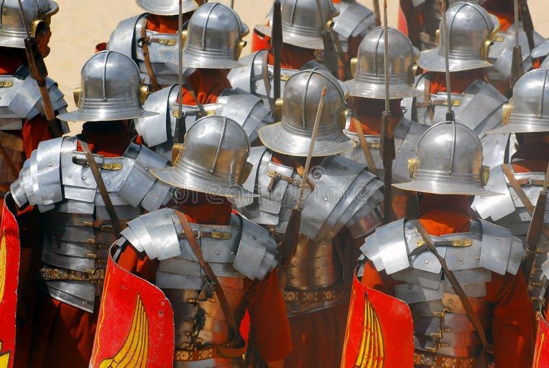 Soldats 4 image libre de droits
