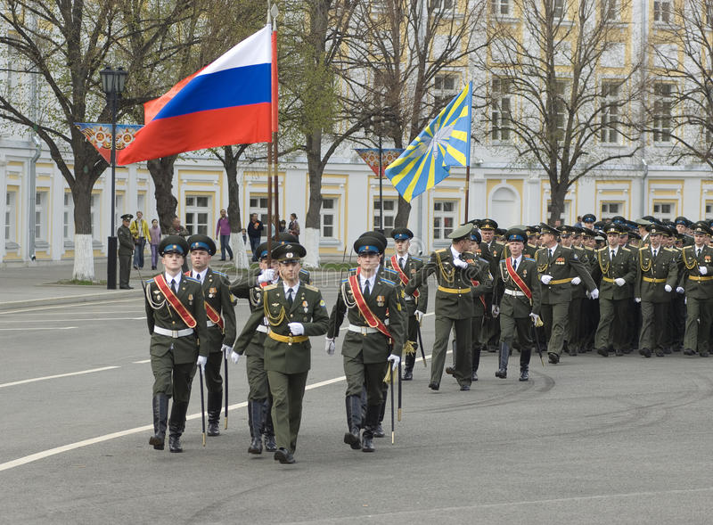 Soldats des troupes internes photos stock