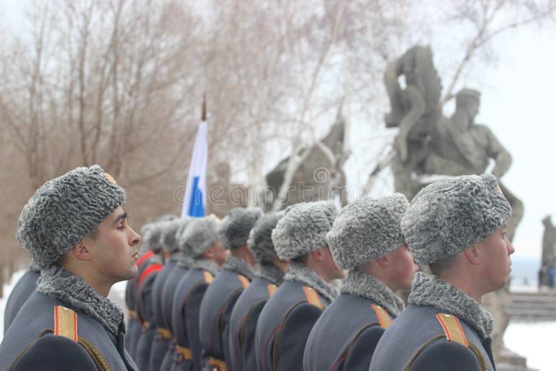 Soldats russes images libres de droits