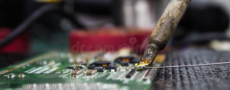 solder royaltyfria foton
