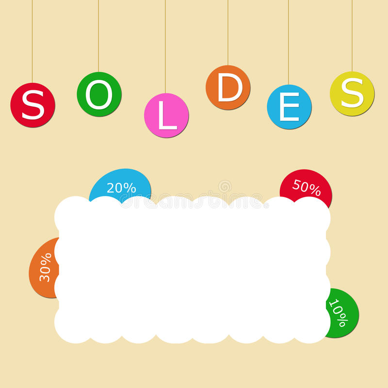 Free Soldes Royalty Free Stock Image - 23115676