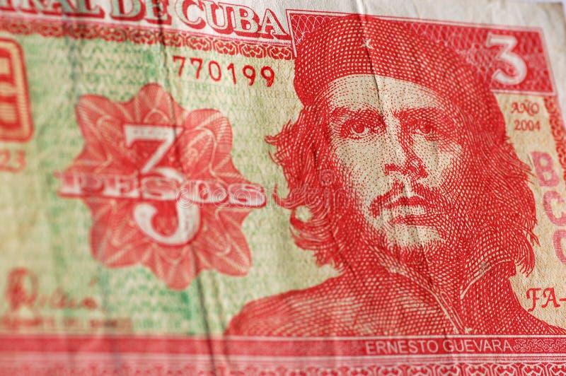 Soldi cubani immagini stock