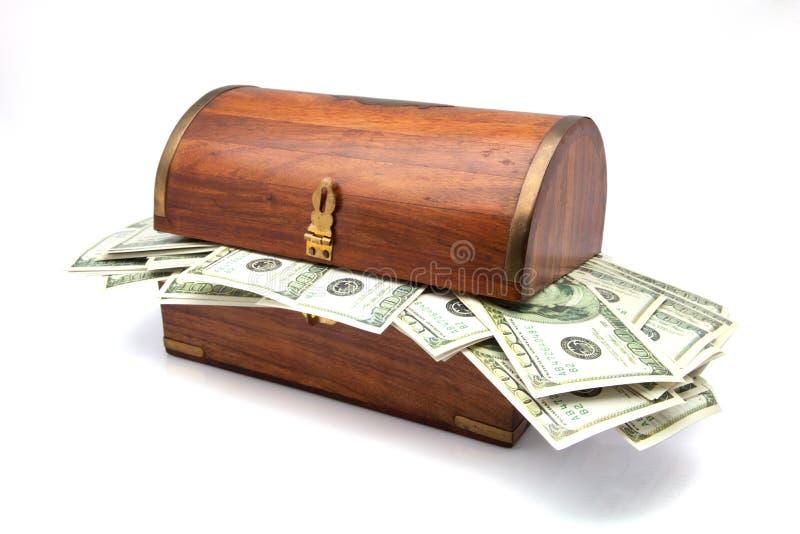 Soldi - USD immagine stock