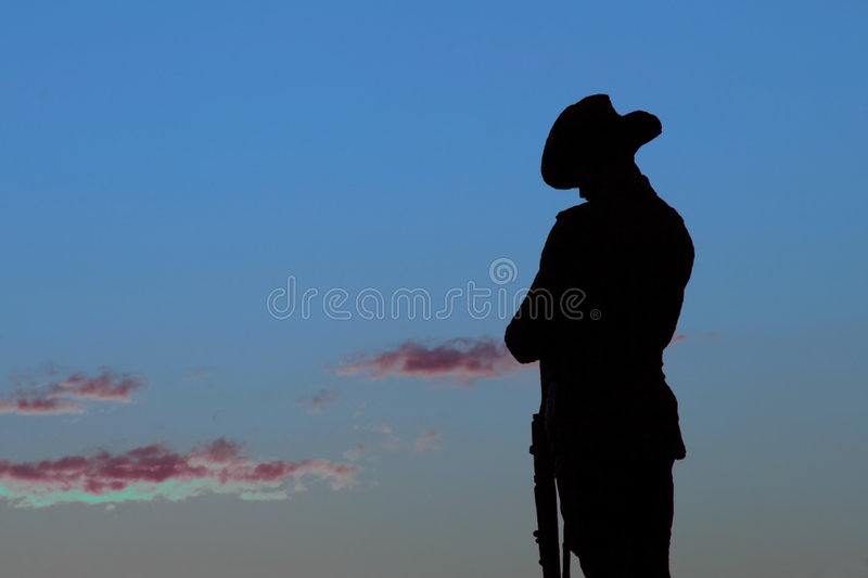 Soldier royalty free stock image