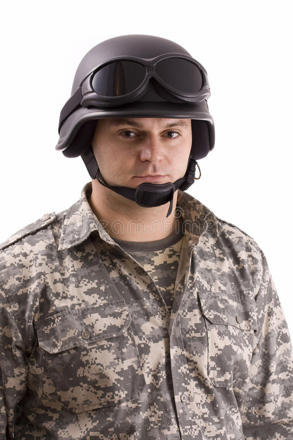 Soldier stock photos
