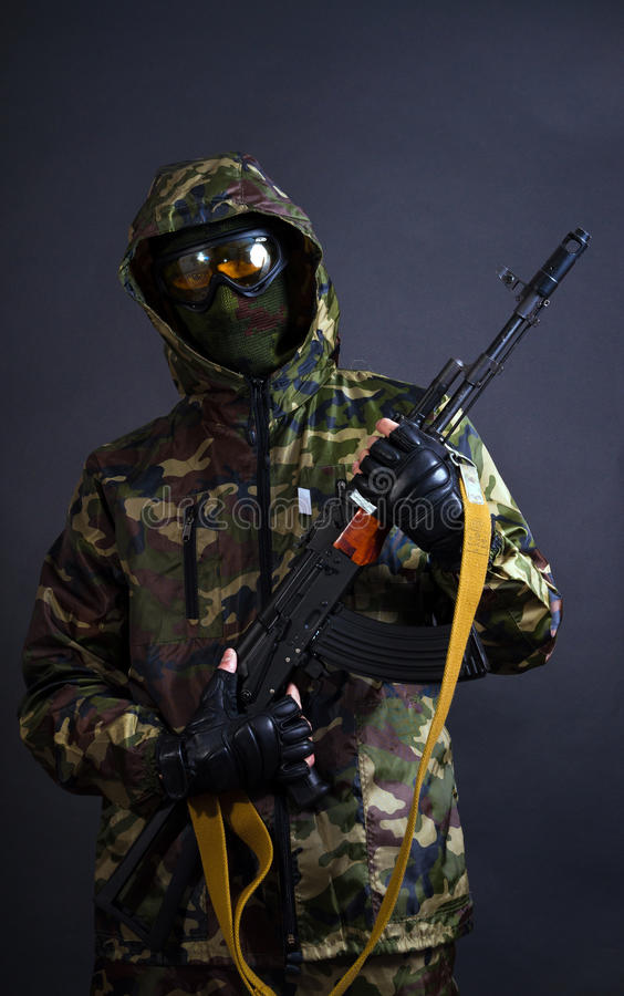 Free Soldier Royalty Free Stock Photography - 17650227