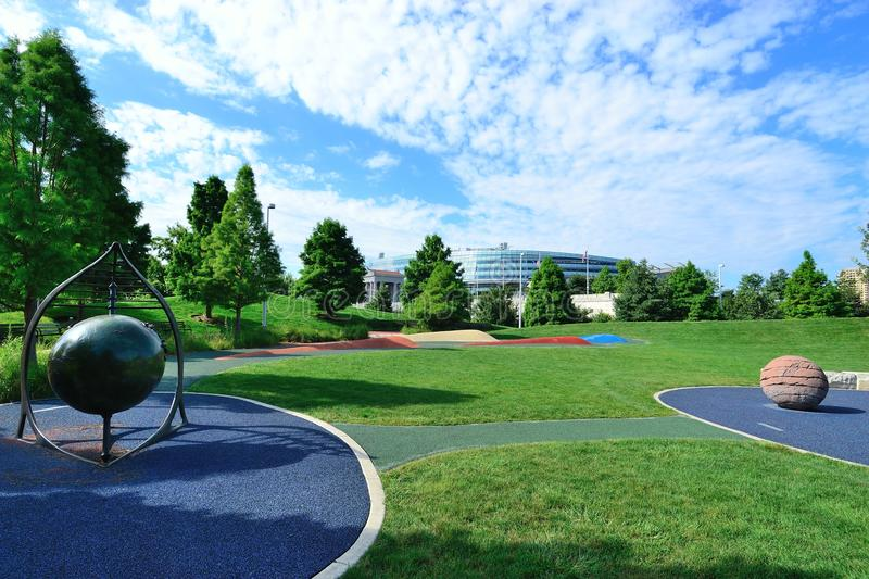 Download Soldier Field Playground In Chicago Editorial Photography - Image: 20831197