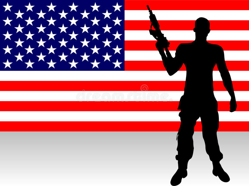 Download Soldier With Gun Royalty Free Stock Photo - Image: 16594935
