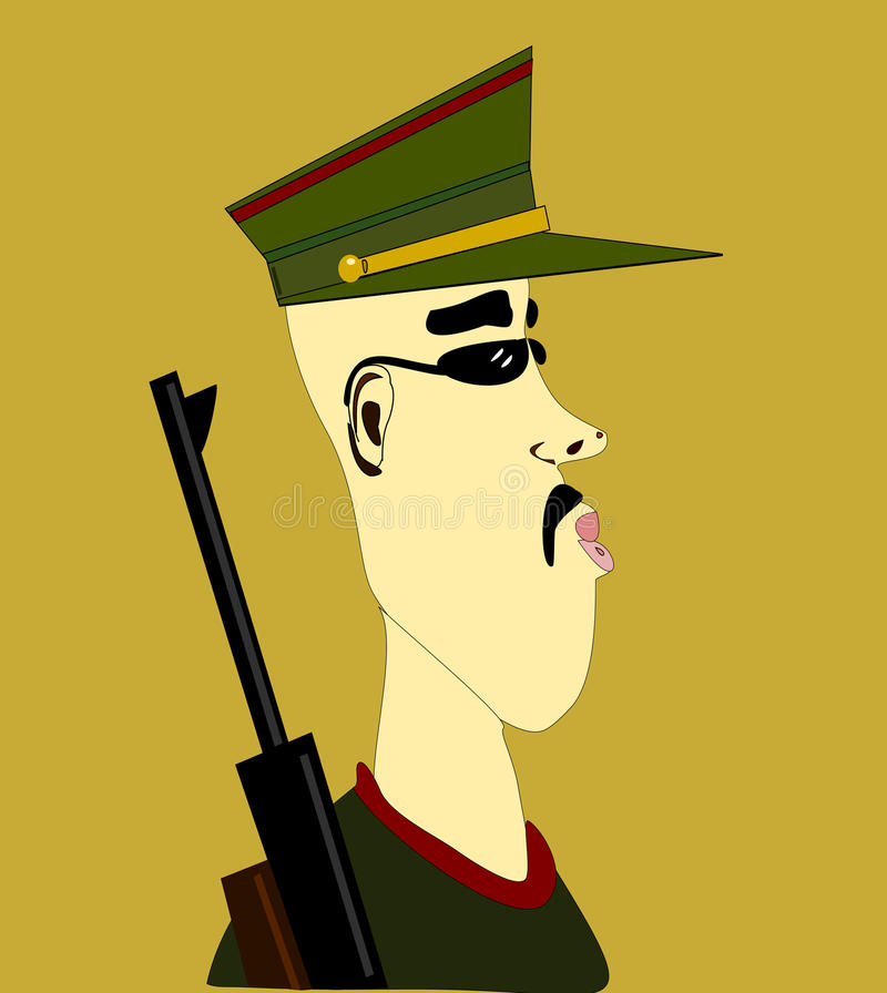Download Soldier With Rifle Stock Images - Image: 25251434