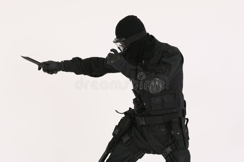 Soldier3 stock photo