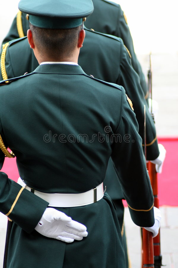 Download Soldiers Stock Image - Image: 2200881