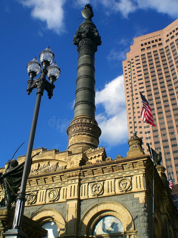 Free Soldiers And Sailors Monument Stock Photos - 32358003