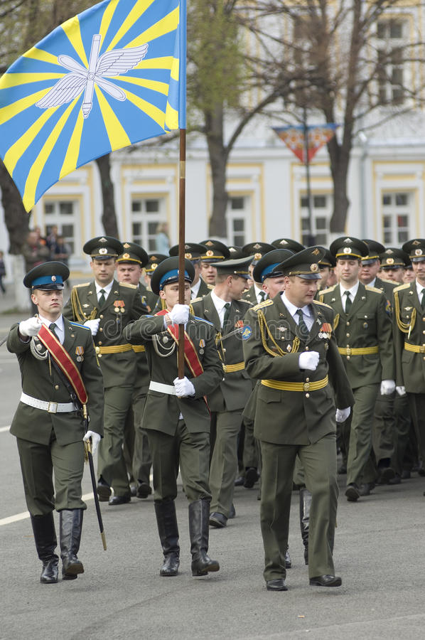 Soldiers of Internal troops