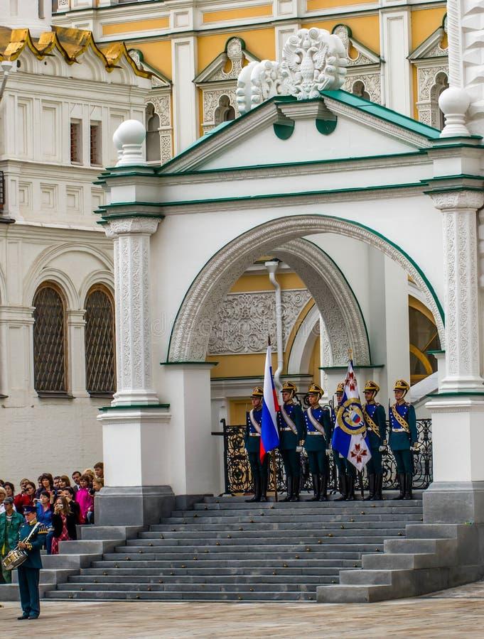 Download Soldiers Of Kremlin Regiment Editorial Stock Photo - Image of people, ethnicity: 29001728
