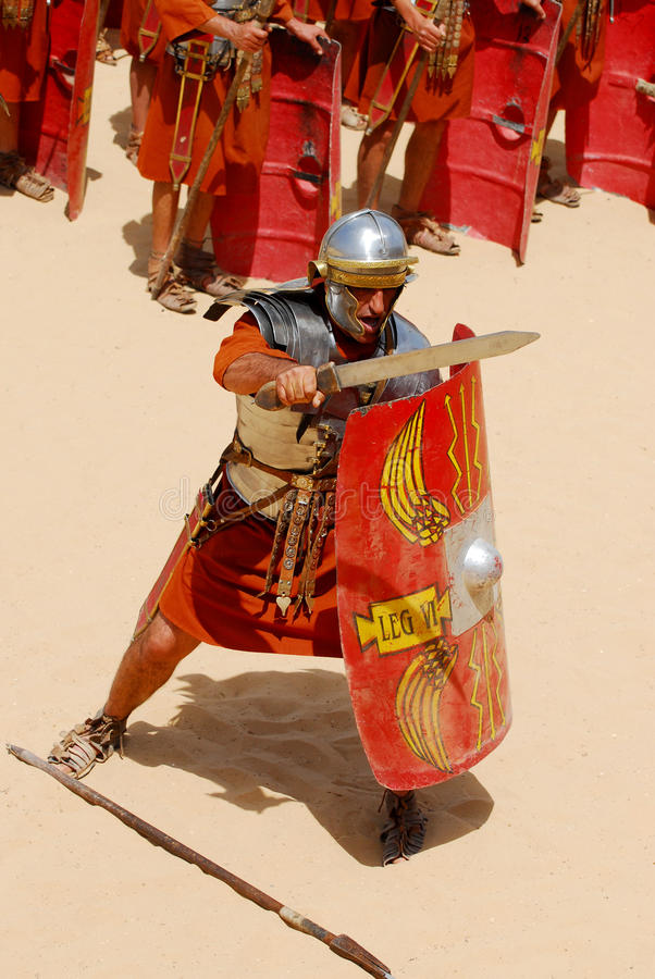 Download Soldiers1 editorial photography. Image of conquer, ancient - 9861342