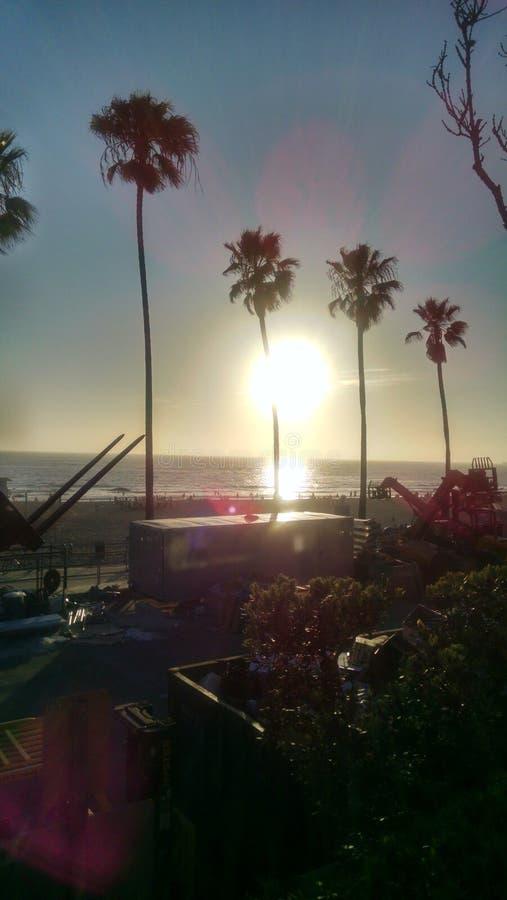 Sole di California fotografia stock