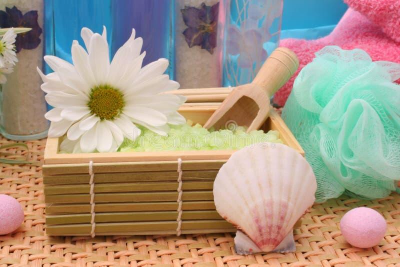 sole kąpielowe zdjęcie stock