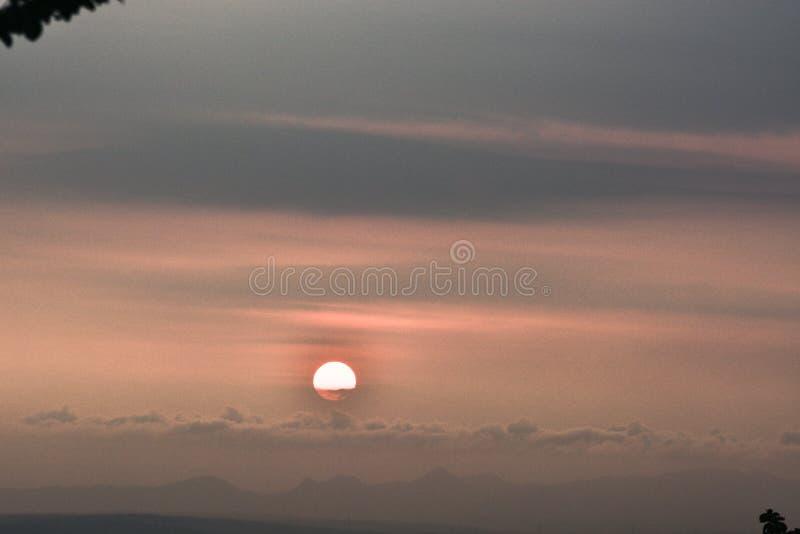 Sole perfetto fotografia stock