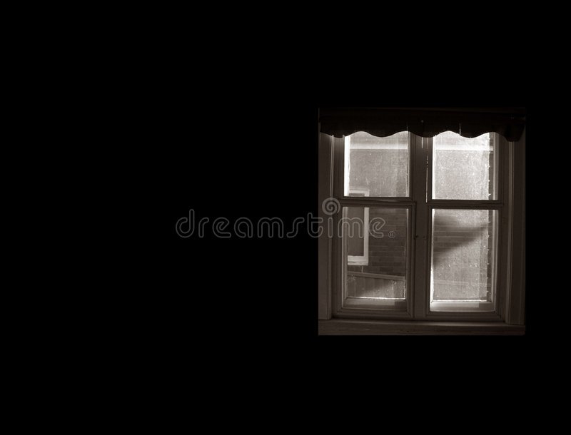 Sole window stock photography