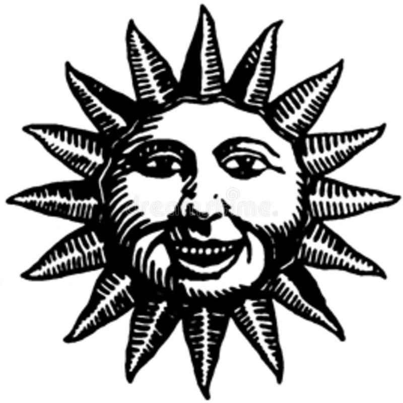 soleil-001 images libres de droits