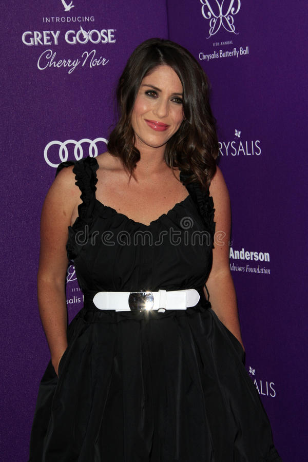 Download Soleil Moon Frye Arriving At 11th Annual Chrysalis Butterfly Ball Editorial Stock Photo - Image: 25685978
