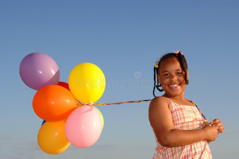 solenizantka szczęśliwa zdjęcie stock