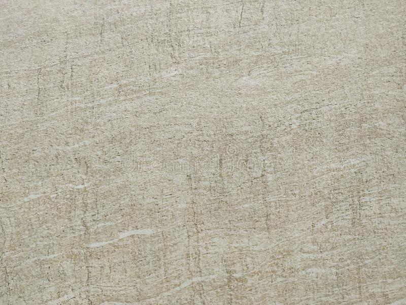 Solid beige textured panel background for interior and exterior decoration and wallpaper pattern royalty free stock images