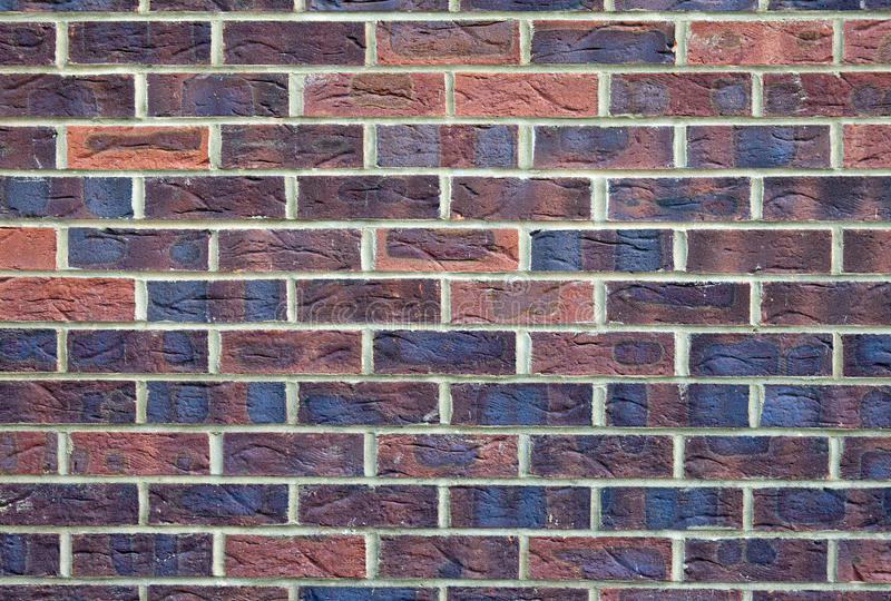 Download A Solid Brick Wall Texture / Background Stock Image - Image: 42419643